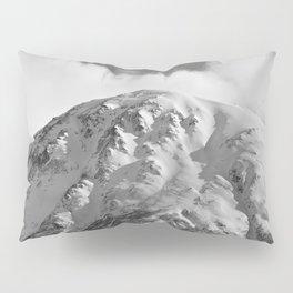 Snowy Alaskan Mountain - 2 Pillow Sham