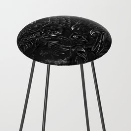 Raven Rage Counter Stool
