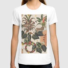 Jungla Crema T-shirt