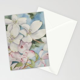 Jewels of Spring Stationery Cards