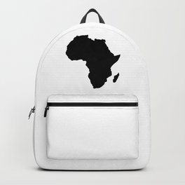 Silhouette Africa Backpack
