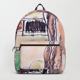 Arthur Garfield Dove - Tree - Digital Remastered Edition Backpack