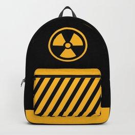 Yellow Radioactive Backpack