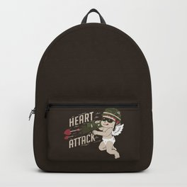 Heart Attack Backpack