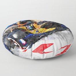 Lando Norris No.4 Floor Pillow