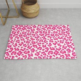 Leopard (Baby Pink) Rug