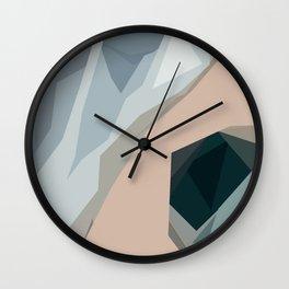 Geometrika #6 Wall Clock