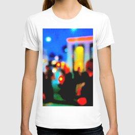 LA at Night T-shirt