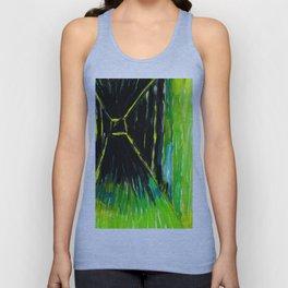 Dark Floors Green Palette By Fairychamber  Unisex Tank Top