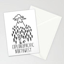 EXPLR PNW Stationery Cards