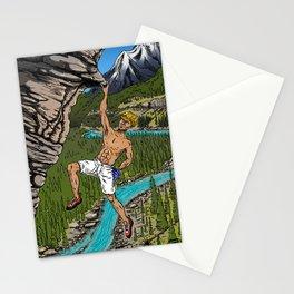 Free Climb Stationery Cards