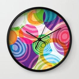 Circle-licious Sweetie Wall Clock