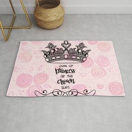 Princess Crown Rug