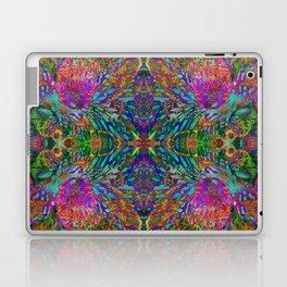 Buddha 5 geometry III Laptop & iPad Skin