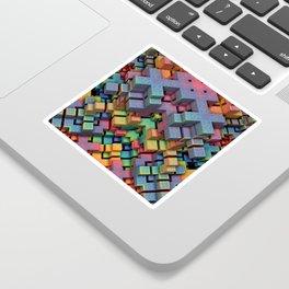 Mindcraft Sticker