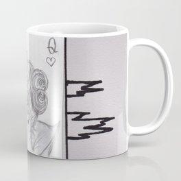 Queen of My Hanging Heart Coffee Mug