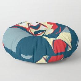 Trump Pop art Floor Pillow