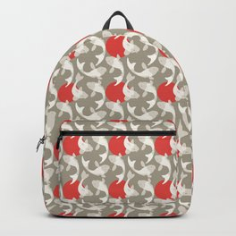 Beautiful Pattern #8 Koi fishes Backpack