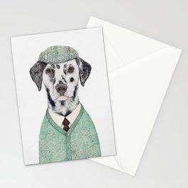 Dalmatian Mint Stationery Cards
