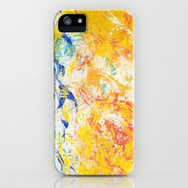 Straight Into the Fire iPhone Case
