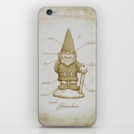 Gnomenclature iPhone Skin