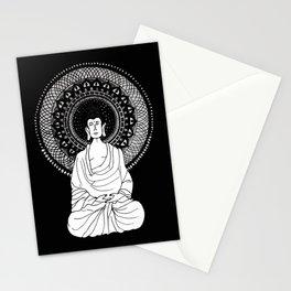 Buddha and Mandala Stationery Cards