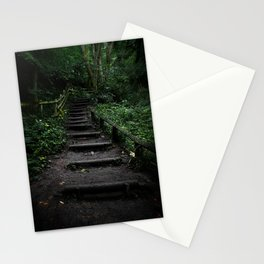 Surreal Magical Forest - Study II Stationery Cards