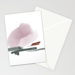 Introversion I Stationery Cards