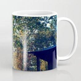 Tree in the Light Coffee Mug