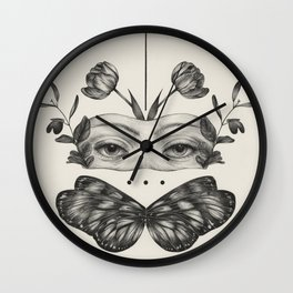 You Clipped Me I Wall Clock