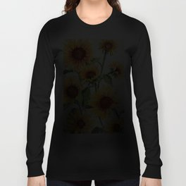 Sunflowers Langarmshirt