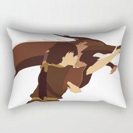 Avatar The Last Airbender Minimalist Zuko Rectangular Pillow