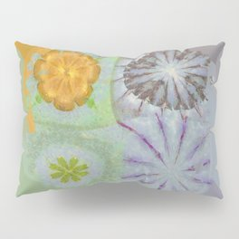 Triakisoctahedrid Unclad Flowers  ID:16165-023954-27470 Pillow Sham