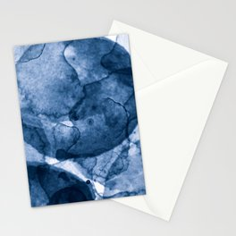 Blue Nano Stationery Cards
