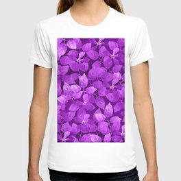 watercolor Botanical garden IV T-shirt