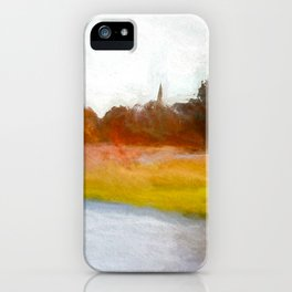 Idylle iPhone Case