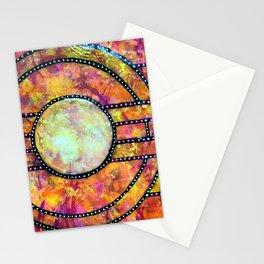 Split Sunrise Stationery Cards