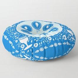 Passover art Floor Pillow