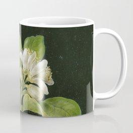 Lemon tree with butterfly and beetle Coffee Mug