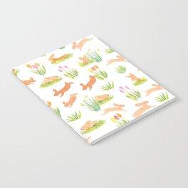 Jumping bunnies Notebook