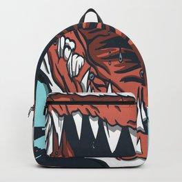 White Shark Great White Sharks Backpack