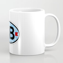 South Beach - Miami. Coffee Mug