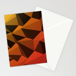 Spiky Brutalism - Swiss Army Pavilion Stationery Cards