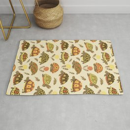 Tubby Torts Rug