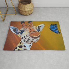 Your spots are beautiful Rug