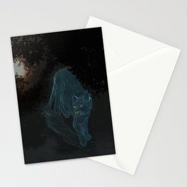 Moonlit Stationery Cards
