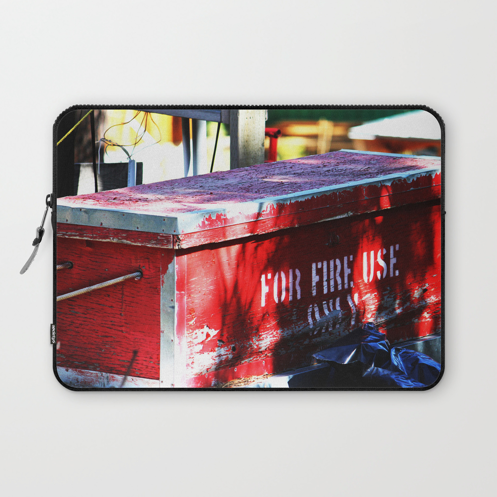 For Fire Use Only Laptop Sleeve LSV7879205