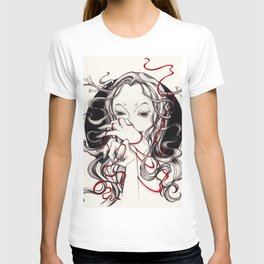 RED WITCH T-shirt