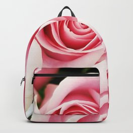 Pink Roses by J.Avery Design Backpack