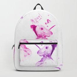 Valentine's Hatchlings Backpack